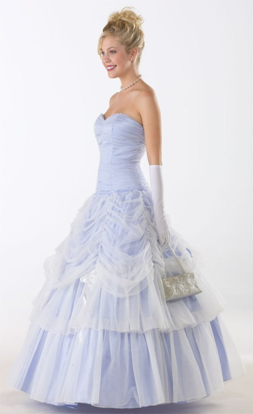 Cinderella Style Dress Uk