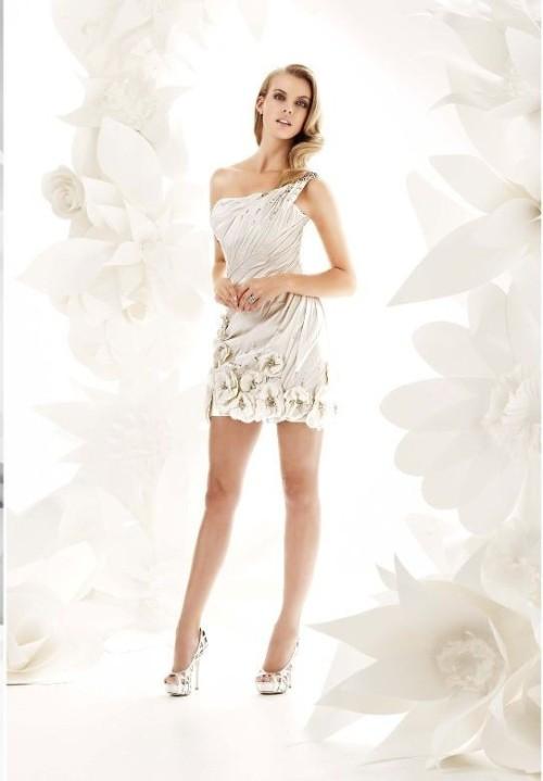 classy short white dresses