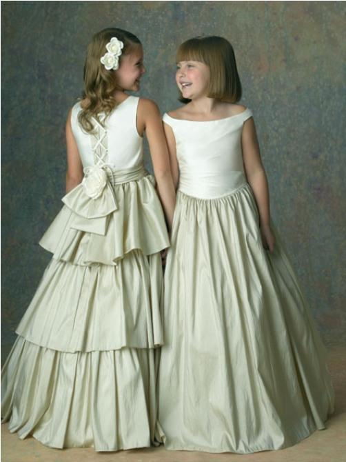 little girl dress up wedding dresses