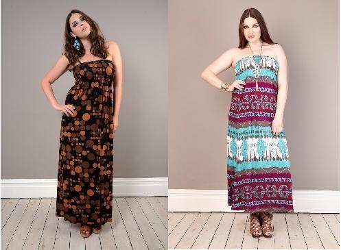 maxi summer dresses 2012