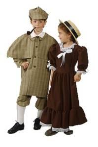 rich victorian boys clothing