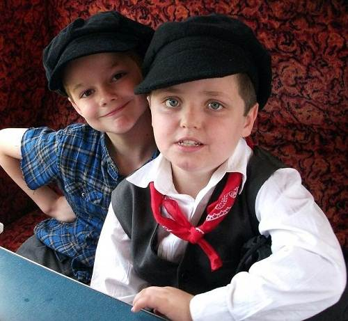 victorian boys clothing photo