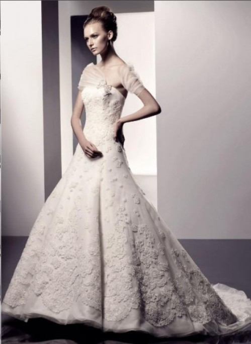 Vogue Wedding Dresses Patterns