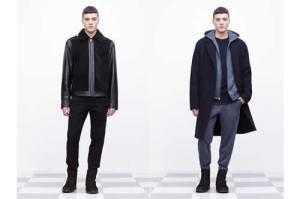Black leather jacket style 2013