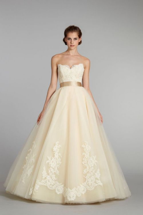 simple wedding gowns 2013
