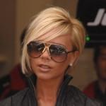 Victoria Beckam Sunglasses aviator