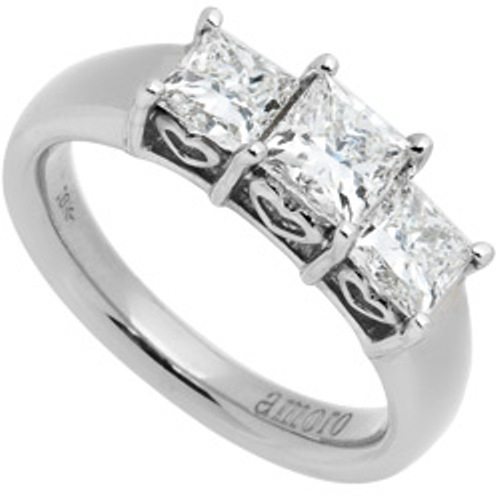 big engagement ring cheap Di Candia Fashion