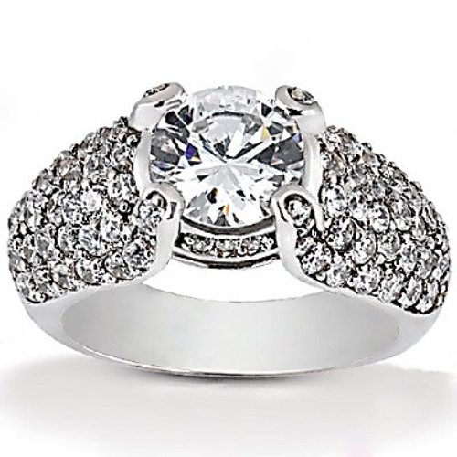 Big Cheap Wedding Rings