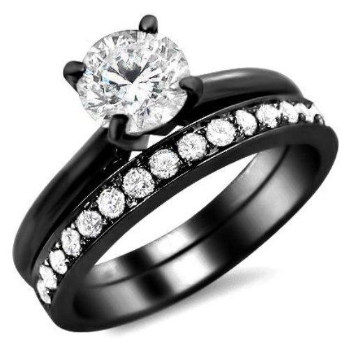 Ordinaire Black Gold Wedding Sets Images