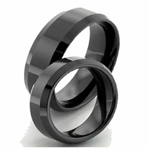 Black Marriage Ring Pictures