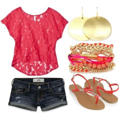 cute summer shorts for girls