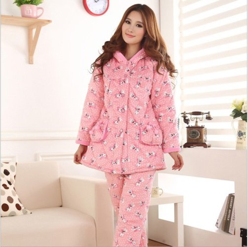 flannel pajamas for women on sale - Di Candia Fashion b9bf0d330b65
