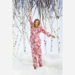 flannel pajamas for women