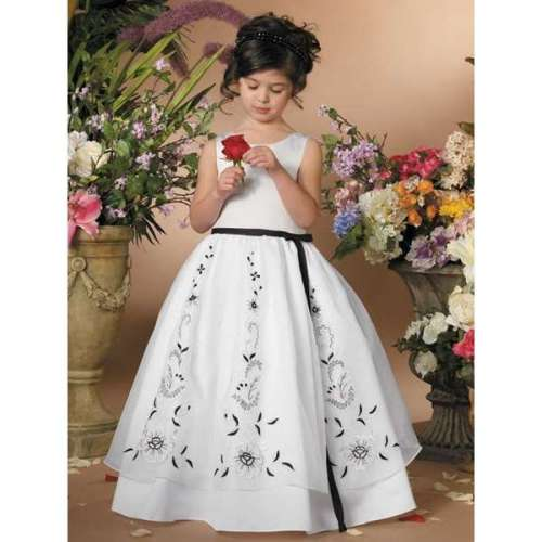 flower girl dresses macys 2013