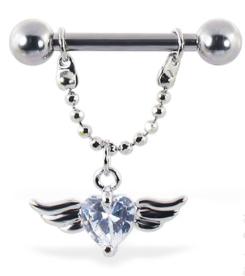 nipple piercing jewelry women