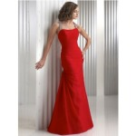 red evening dresses 2012