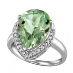 ring diamond green pictures