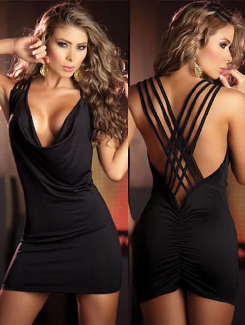 Sexy clubing dresses
