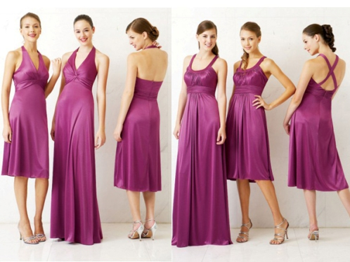 Affordable bridesmaid dresses by color for Affordable wedding dresses in nyc