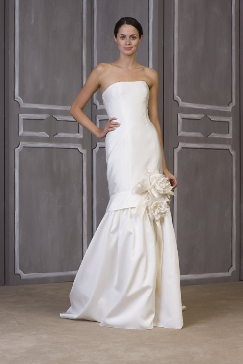 carolina herrera wedding dresses 2013