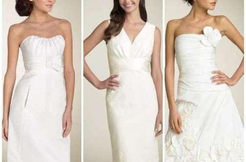 Cotton Wedding Gown: Cotton Wedding Dress Designers