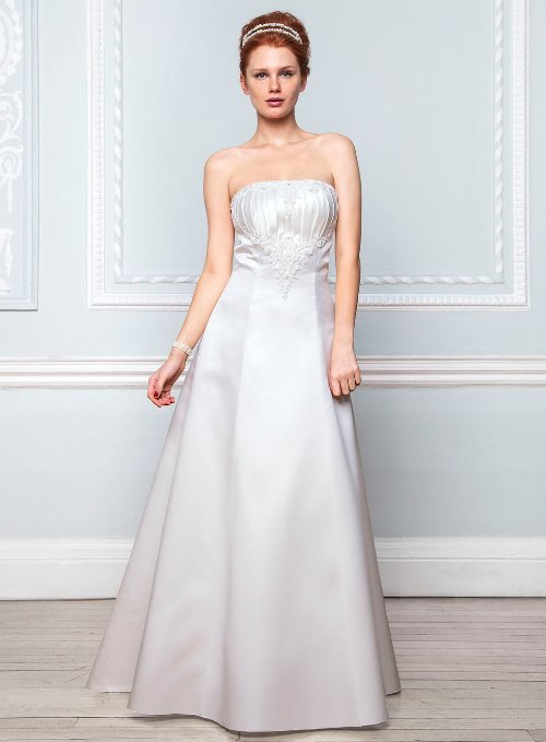 design a wedding dress online free