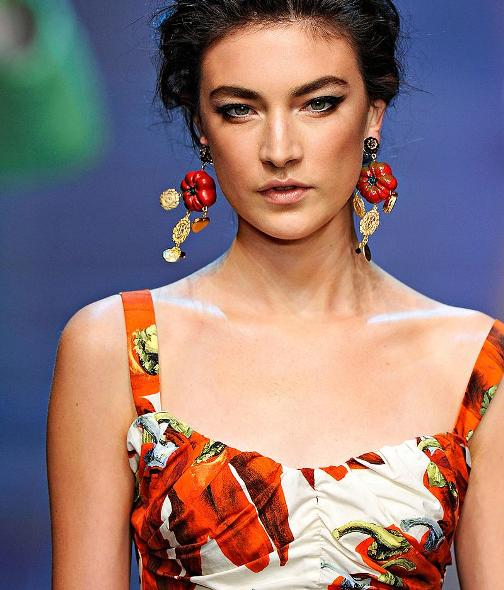 d collection earrings collections gold and dolce gabbana jewelry jewellery six coral g