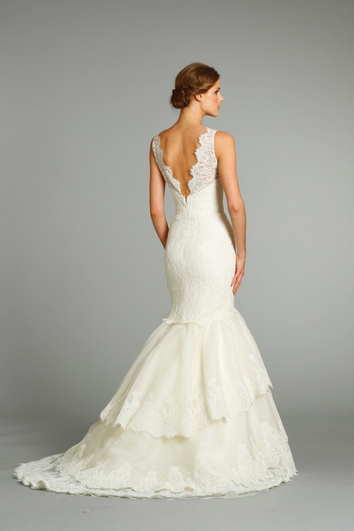 Lace back wedding dress for sale for Wedding dress for sale cheap