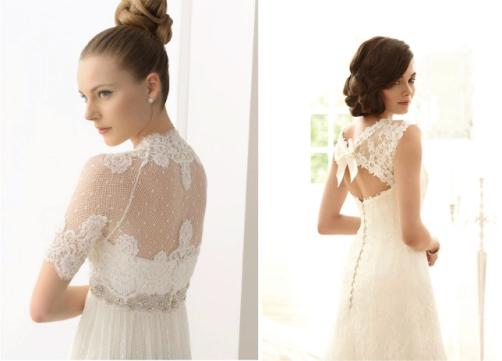 Lace back wedding dress pinterest di candia fashion for Pinterest lace wedding dresses