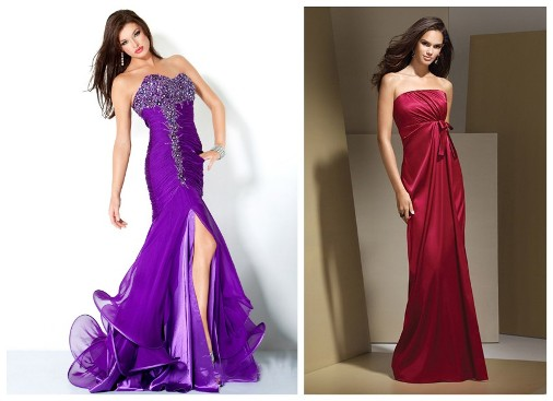 love evening gowns for women