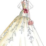 make your own wedding dress design