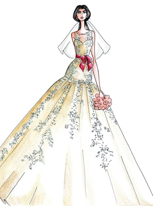 Make your own wedding dress online for Design ur own wedding dress