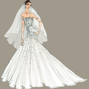 Make your own wedding dress online di candia fashion for Make your own wedding dresses