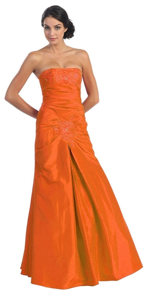 Orange bridesmaid dresses uk for Cheap wedding dresses in orange county