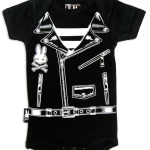 punk baby clothes cheap