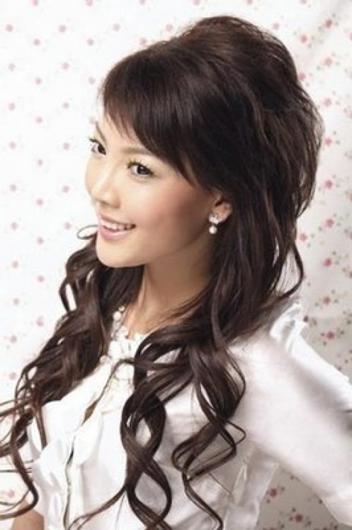 Cute Hairstyles Long Hair Prom