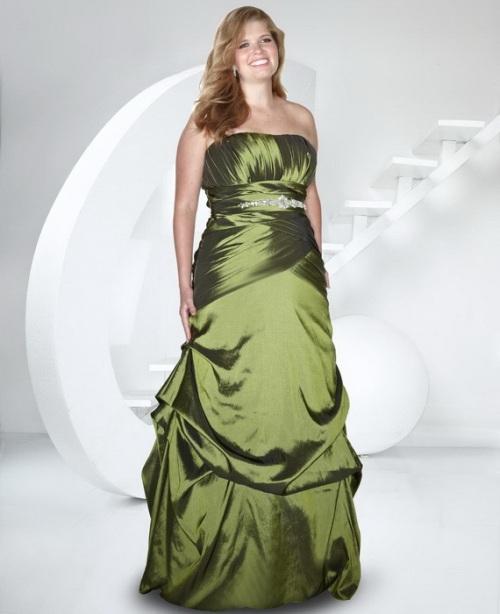 Flattering Bridesmaid Dresses For Plus Size Women Di Candia Fashion