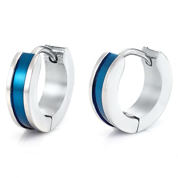 mens hoop earrings silver e6c8ad665f02
