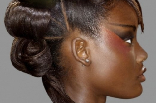 Mohawk Hairstyles For Black Women Pictures