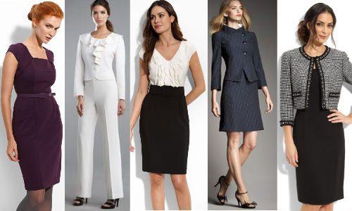 Excellent 25 Model Business Smart Dress Code Women U2013 Playzoa.com