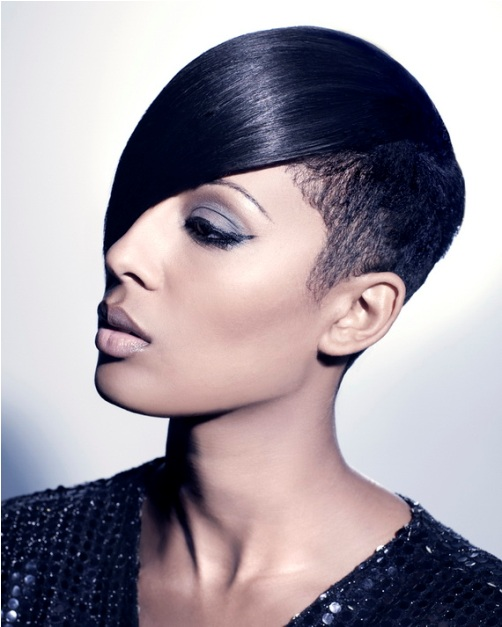 Short Hairstyles For Black Women For Thin Hair