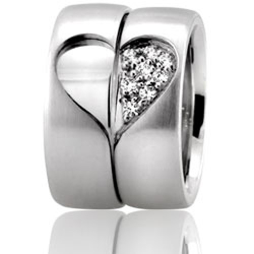 unique couples wedding rings - Couples Wedding Rings