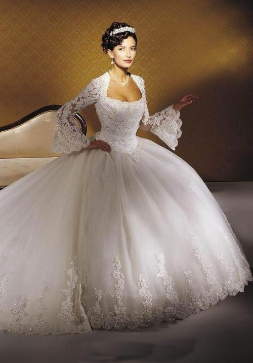 wedding dresses princess ball gown