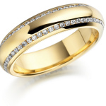 wedding rings for women gold