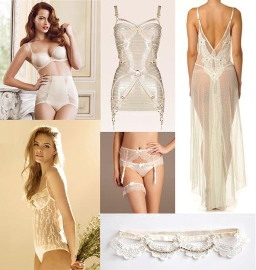 lingerie bridal shower games