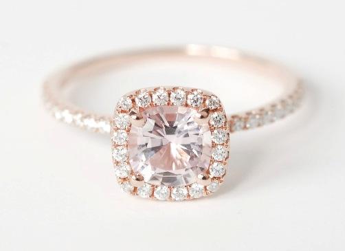 unique engagement ring settings new york di candia fashion