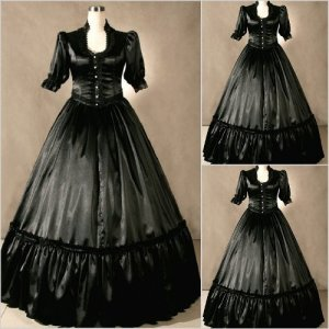 Victorian Gothic Dresses for sale