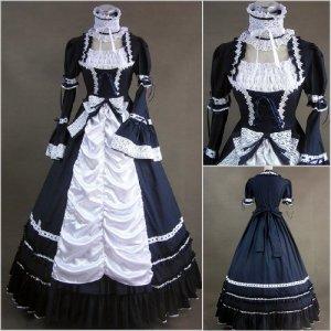 Victorian Gothic Dresses uk