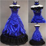 Victorian Gothic dress up