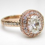 diamond weddinh rings uk